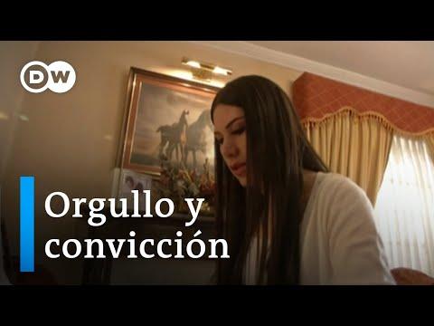 Una presentadora trans se abre paso en la TV de Bolivia