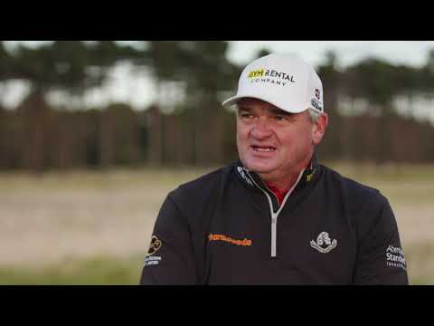 Paul Lawrie finishes his career at the Aberdeen Standard Investments Scottish Open.