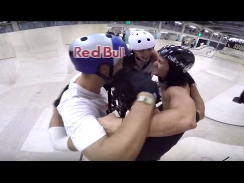 tall order - Webisode #17 FOUR RIDERS AGAINST THE WORLDS BEST! - UCj7Q0BvxIT28kI_8HPVht1Q
