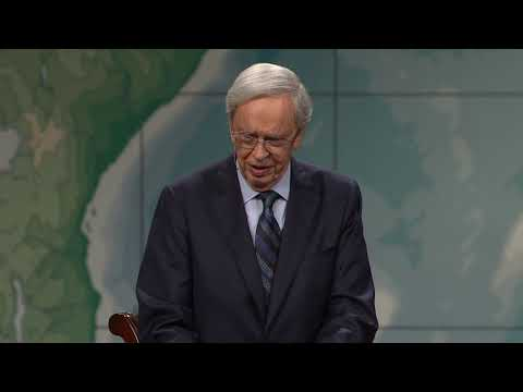 Living A Surrendered Life  Dr. Charles Stanley