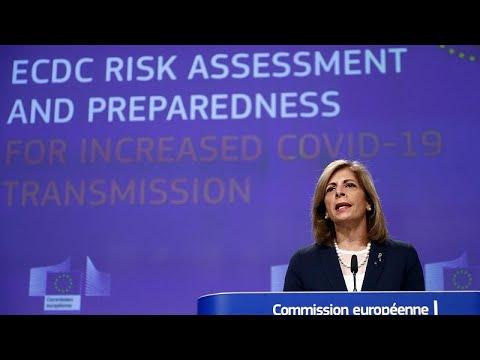 La Unión Europea se asegura 300 millones de dosis de la vacuna anti-Covid