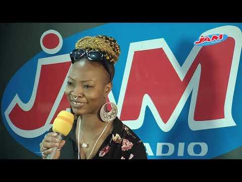 Dobet Gnahoré dans le Quart d'heure Live sur Radio JAM