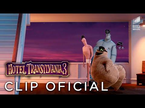 HOTEL TRANSILVANIA 3. Unas vacaciones muy divertidas. En cines 13 de julio.