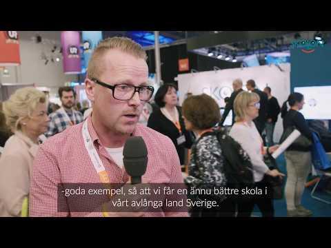 """""""Så får du som lärare nytta av sociala medier"""" med Rickard Nordström"""