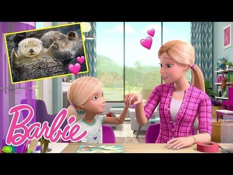 Chelseas schräge und lustige Tierfakten | Barbie Vlogs