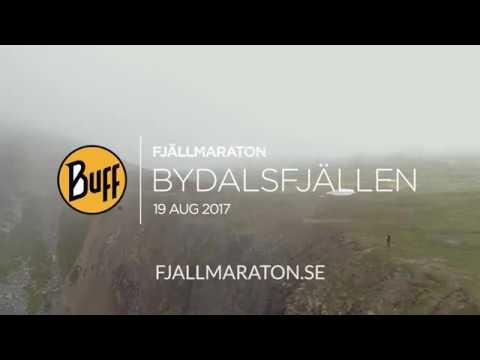 Buff Fjällmaraton Bydalsfjällen 2017