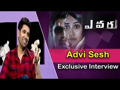Evaru Movie Hero Adivi Sesh Exclusive Interview   #Evaru   TV5