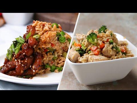 8 Simple Ways To Make Fried Rice ? Tasty
