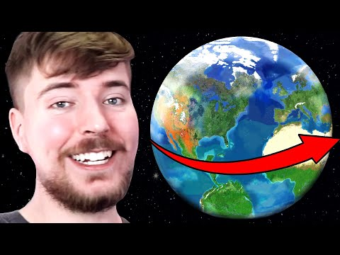 I Walked Across The Earth!