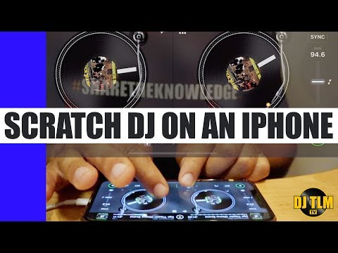 SCRATCHING ON AN IPHONE???