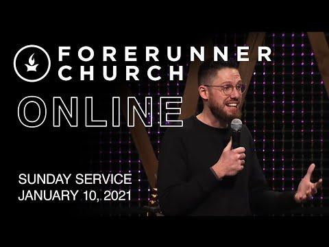 Sunday Service  IHOPKC + Forerunner Church  January 10