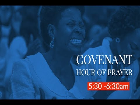 DOMI STREAM: COVENANT HOUR OF PRAYER   28 AUGUST, 2019