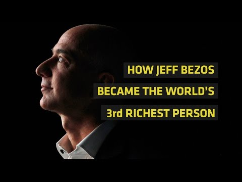 How Amazon Founder Jeff Bezos Became the Third-Richest Person in the World | Inc. Magazine