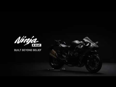 Kawasaki Ninja H2 2016