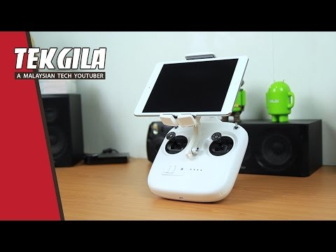 Upgrade to Tablet Holder - DJI Phantom 3 Standard - UC1tCEONiNXp2qjgIaSk2bmA