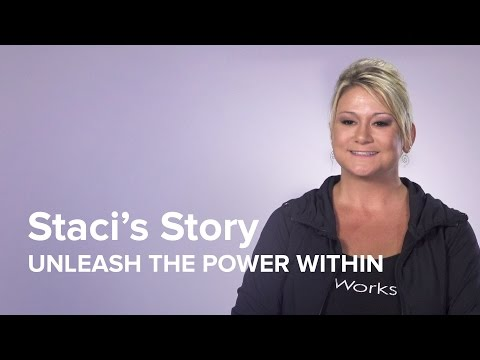 #UNLEASHED: Staci Holweger | Tony Robbins UPW
