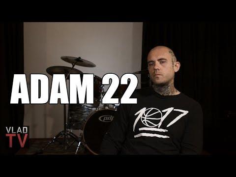 Adam 22 on Launching No Jumper, Doing XXXTentacion's First Interview (Part 2)