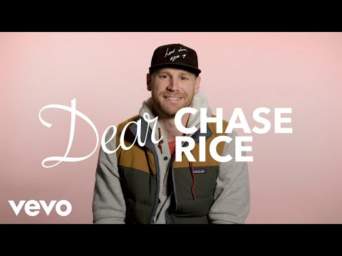Chase Rice - Dear Chase Rice