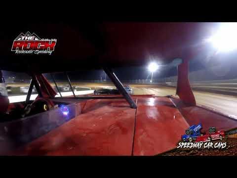 #93w Joseph Whalen - Mini Stock - 10-2-21 Rockcastle Speedway - In-Car Camera - dirt track racing video image