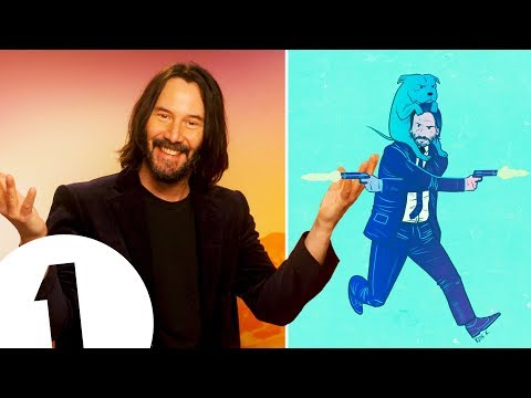 """""""It's Fu Crazy!"""" Keanu Reeves on John Wick 3's animal assassins, Matrix references and Point Break."""
