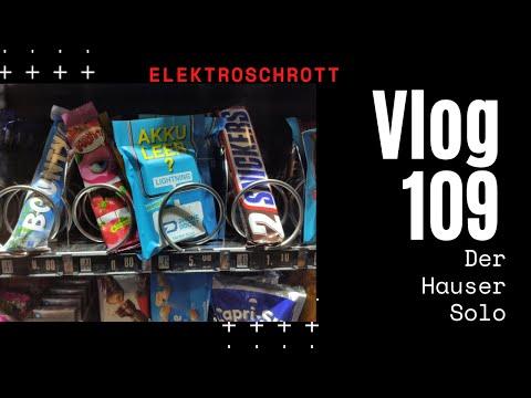 Elektroschrott im Süßigkeitenautomaten - Daily Vlog 109