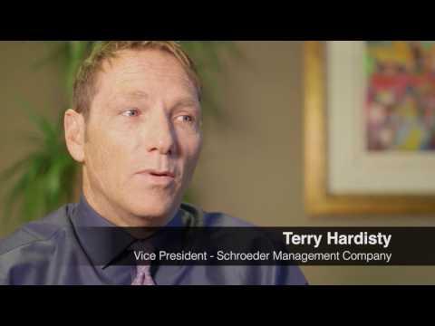 Schroeder Management Decentralized Accounts Receivable with MRI Software