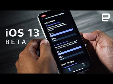 iOS 13 Hands-On: Scratching the surface of a massive update - UC-6OW5aJYBFM33zXQlBKPNA
