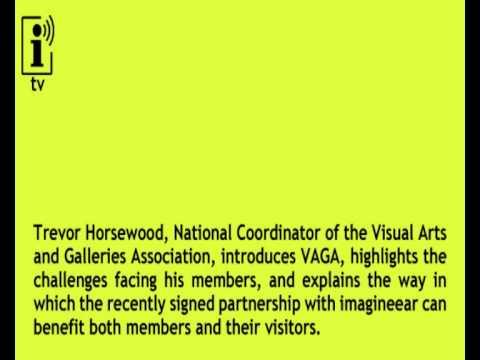 imagineear Partner Stories: VAGA's Trevor Horsewood