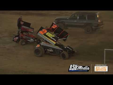 Sprintcars: ECL Series R12 - A-Main - Archerfield Speedway - 22.05.2021 - dirt track racing video image