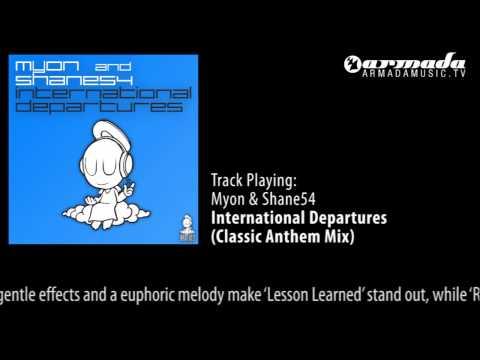 Myon & Shane54 - International Departures (Classic Anthem Mix) - armadamusic