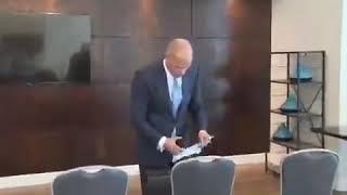 Michael Avenatti had a press conference, all by himself...