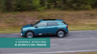 Nuova C4 Cactus ACTIVE SAFETY YBRAKE