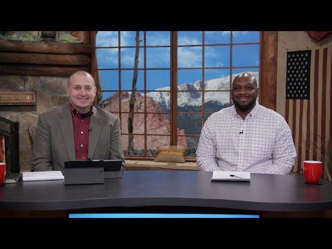 Charis Daily Live Bible Study: Ricky Burge - May 5, 2021