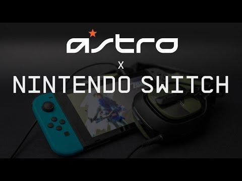 Nintendo x ASTRO Gaming - Powering Events