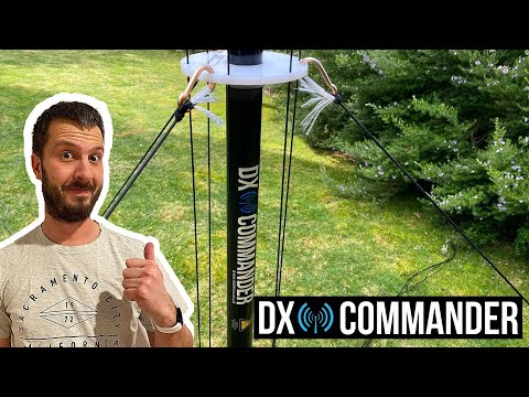 The BEST Multiband HF Antenna for Limited Spaces!