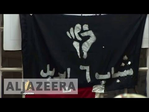Seeds of Change: Revisiting Egypt's April 6 activists - Rewind