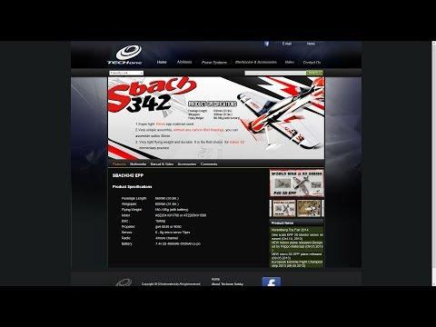 TechOne Sbach 342 EPP - Time-Lapse & Maiden Flight - UCz3LjbB8ECrHr5_gy3MHnFw