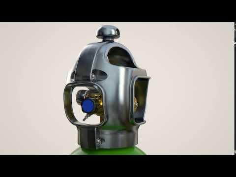 IVC - combination valve guard