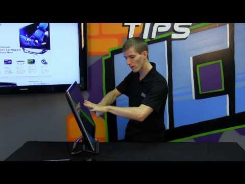 "Samsung DP700 7 Series All-in-One 27"" Windows 8 Touchscreen Computer Showcase NCIX Tech Tips - UCjTCFFq605uuq4YN4VmhkBA"