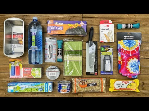 20 Dollar Store Survival Items under $20
