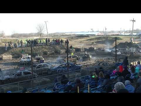 WIRE COMPACT DEMO DERBY 2018 TRI COUNTY