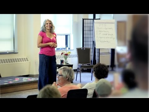 You Can Craft the Resilient Life: Dr. Maria Sirois at Kripalu