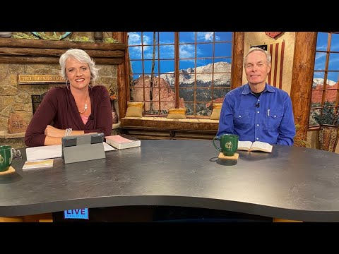 Charis Daily Live Bible Study: Andrew Wommack - July 28, 2020