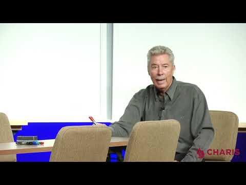 Charis Minute: Dean Radtke   Jesus Replicated Himself