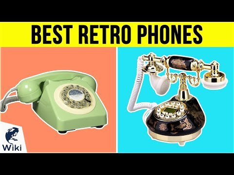 10 Best Retro Phones 2019 - UCXAHpX2xDhmjqtA-ANgsGmw