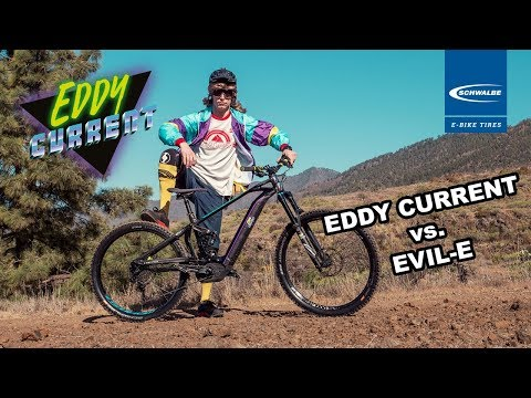 SCHWALBE EDDY CURRENT - Game on!