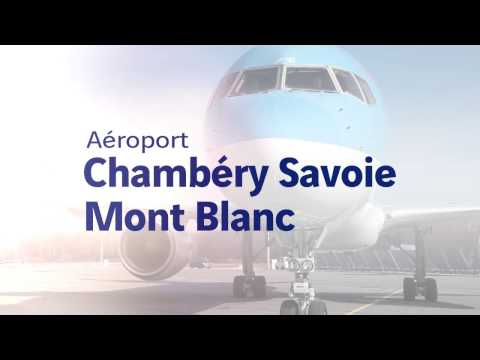 Airport Chambéry Savoie Mont Blanc