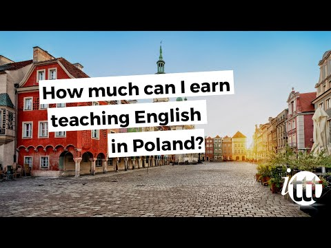 video about your salary opportunities in Poland