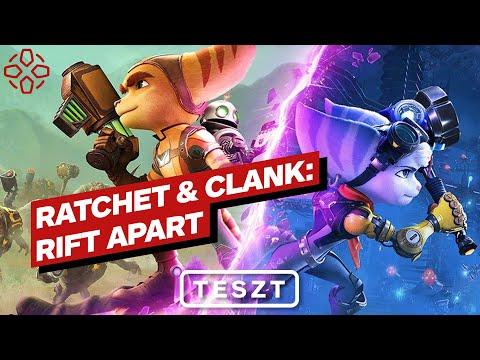 Kis hősök, nagy kaland – Ratchet & Clank: Rift Apart teszt