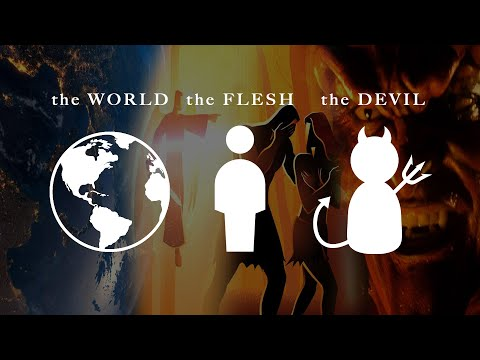 Everybody Need to Know This About The WORLD, the FLESH, and the DEVIL  Voddie Baucham